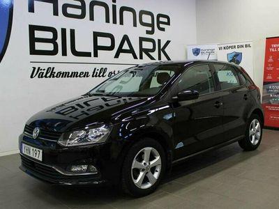begagnad VW Polo 1.2 TSI 5DR Euro 6 90hk