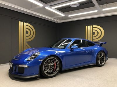 used Porsche 911 GT3 (475hk) Clubsport / Lifting system