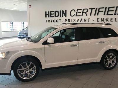 begagnad Fiat Freemont 2.0 4x4 170hk, 7 sits