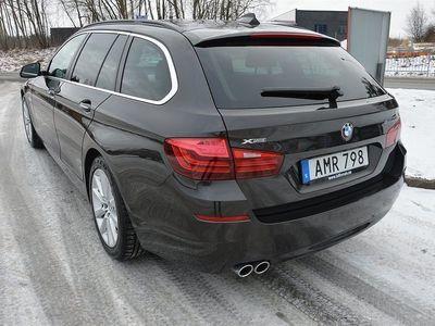 begagnad BMW 530 D xDrive 258Hk / Automat / Navi / Drag / Skinn
