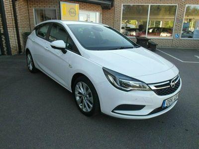 begagnad Opel Astra Enjoy 1.4 Turbo (125hk) Pluspaketet V-hjul ingår