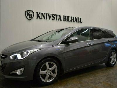 begagnad Hyundai i40 cw 1.7 CRDi Business Edition Navi 136hk