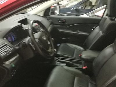begagnad Honda CR-V 2,2 Diesel Automat Executive