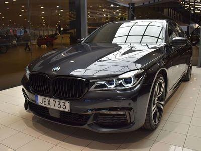 begagnad BMW 730 D XDRIVE M-Sport Executive