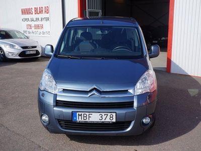 begagnad Citroën Berlingo Family 1,6HDI/Auto/1 Ägare/F -12