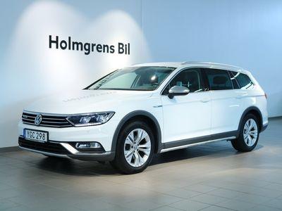 begagnad VW Passat Alltrack 2.0 TDI Sc 4m (190hk) Nav Drag Värmare