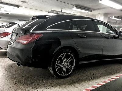 gebraucht Mercedes CLA220 Shooting Brake CDI -15