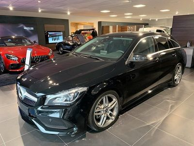 begagnad Mercedes CLA180 Shooting Brake AMG 7G-DCT