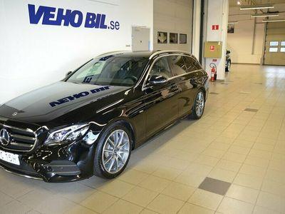 begagnad Mercedes E220 d/AMG Line Sportstylepaket