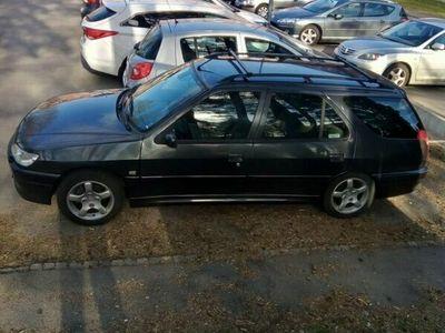 begagnad Peugeot 306 XT KOMBI