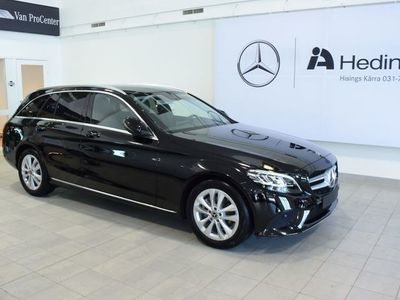 usado Mercedes 220 C-Klassd DEMO Avantgarde, Navi, Drag