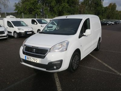 begagnad Peugeot Partner Pro+ L1 BlueHDi 75Hk