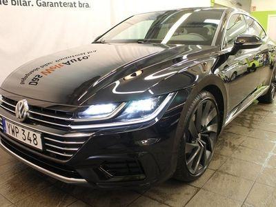 begagnad VW Arteon R-Line