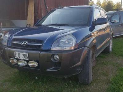 used Hyundai Tucson tdi -06