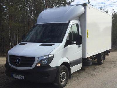 gebraucht Mercedes Sprinter 316 CDI Volymskåp (163hk)