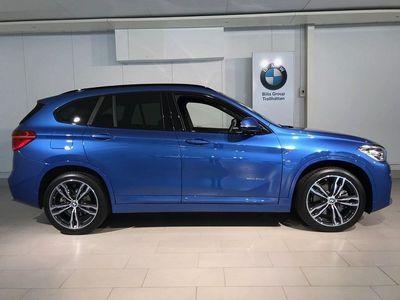 begagnad BMW X1 xDrive *SÅLD* 20d 190 Hk Aut M-Sport / 19 tum / Drag / HiFi
