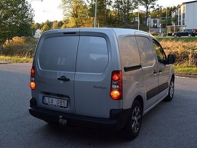 begagnad Citroën Berlingo III 1.6 HDi DRAGKROK AC -11