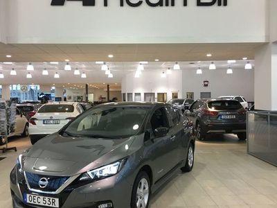 begagnad Nissan Leaf E+ TEKNA 62 KWH DEMOBIL