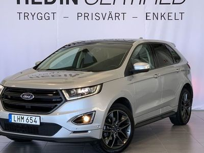 begagnad Ford Edge ST-Line 2.0 AWD Aut, 210hk