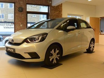 begagnad Honda Jazz 1.5 e-CVT Elegance 2020, Halvkombi 256 000 kr