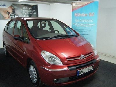 begagnad Citroën Xsara Picasso 1.8i, En Ägare, Nyser -05
