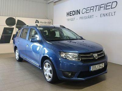 begagnad Dacia Logan MCV DRAGKROK | 12 MÅNADER GARANTI | 407:- SKATT