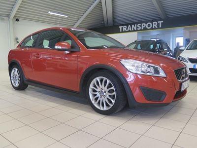 begagnad Volvo C30 1.6D DRIVe V-hjul;kamrem bytt