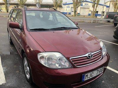 begagnad Toyota Corolla Kombi 1.6 VVT-i 110hk 0% Ränta