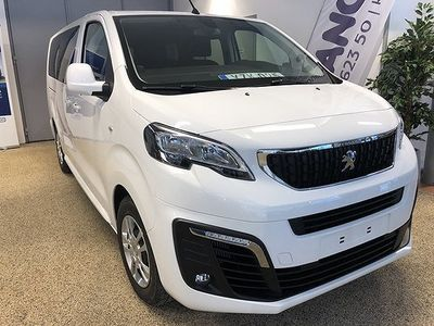 begagnad Peugeot Traveller business L3 BlueHDi 115