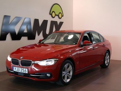 begagnad BMW 330e Aut | Sport | Navi | Plug-In Hybrid | Adaptiv Farthållare 2017, Sedan 245 000 kr