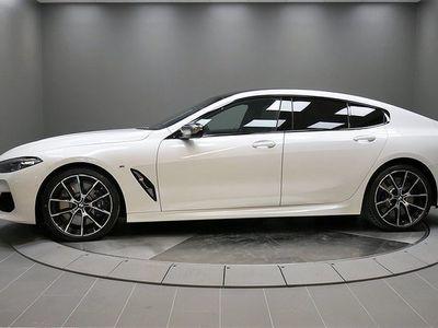 begagnad BMW M850 i xDrive Gran Coupé, M Sport, Driving Assistant Pro, Laserl