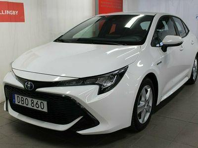 begagnad Toyota Corolla 1.8 HSD / Active / V-hjul/ TKG garanti