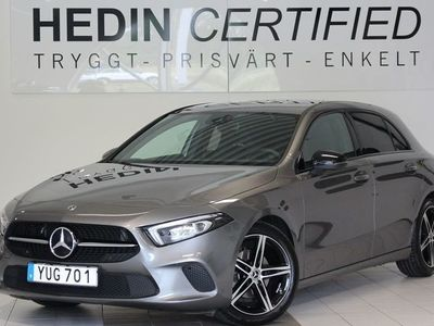 begagnad Mercedes A180 d SE Edition Navi Night package