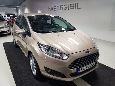 begagnad Ford Fiesta 1.0 EcoBoost / 2125mil / Bluetoot