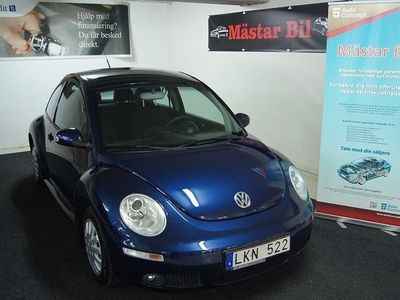 begagnad VW Beetle New1.6 Comfort 102hk
