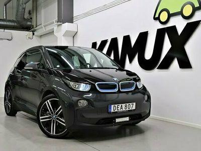 begagnad BMW i3 60 Ah REX | Comfort | Skinn | H K | Navi | EU6 2014, Halvkombi Pris 169 400 kr
