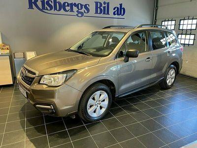 begagnad Subaru Forester 2.0 4WD AUT 150hk LÅG SKATT