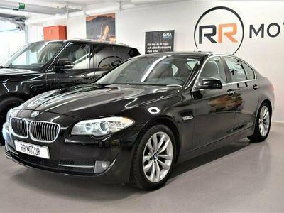 begagnad BMW 528 i Sedan Sv-såld Parkeringssensorer F-B kamkedja