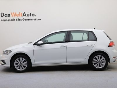 begagnad VW Golf TSI 115 / P-sensor f&b