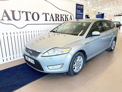 begagnad Ford Mondeo 2.0 TDCi Automat 140hk Business E -10