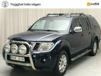 begagnad Nissan Navara 3.0 dCi V6 2012, Pickup Pris 100 000 kr