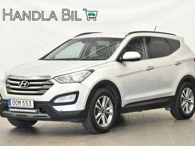 begagnad Hyundai Santa Fe 2.2 CRDi 4WD Premium Navi Drag