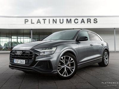 begagnad Audi Q8 50 TDI B&O S-LINE SV.SÅLD 2019 2019, SUV 739 000 kr