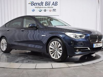 begagnad BMW 530 Gran Turismo d Luxury Line/Nav/Harman Kardon -15