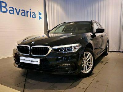 begagnad BMW 520 d xDrive Touring Sport Line Drag Parkeringsvärmare