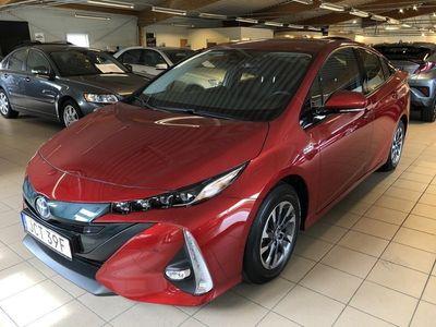 begagnad Toyota Prius Plug-in Hybrid Executive Navigation
