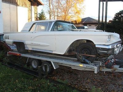 brugt Ford Thunderbird 2d ht coupe