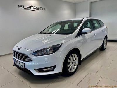 begagnad Ford Focus 1.0 Ecoboost Kombi 125hk (Drag)