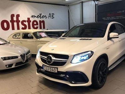 begagnad Mercedes S63 AMG GLE Benz AMG4MATIC AMG Speed S Plus, Exclusiv 2016, SUV 699 900 kr