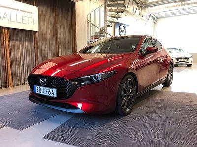 begagnad Mazda 3 Sport 2.0 SKYACTIV-X M Hybrid AWD Automat Euro 6 180hk